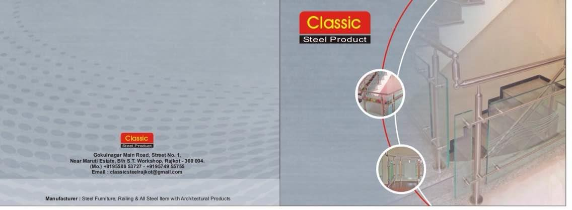 Csp - by Classic Steel Product, Rajkot