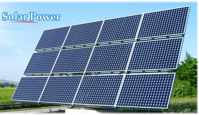 Now ! Solar Panel Available for House & Industrial Purpose !  - by Jha Electronics, Bareilly