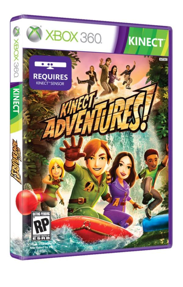 Kinect Adventures in Chandigarh Games in Chandigarh 3d games in Chandigarh Xbox Games in Chandigarh Kinect Adventures! is a sports video game released by Microsoft Game Studios for the Xbox 360. Released in 2010, it is a collection of fiv - by Chandigarh Electronics, Chandigarh