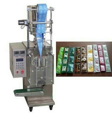 Automatic Shampoo Filling Machineoffered comprise automatic liquid packaging machine that provides for stable working performance. Being easy to use, these machines offer high yield as well, as low wastage working support.   Features:  Larg - by Goutam Traders, Hyderabad