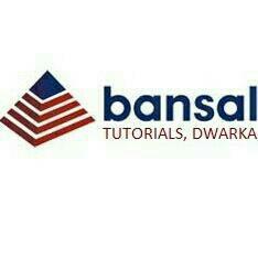 dwarka sec 12.. - by Bansal Tutorials, Delhi