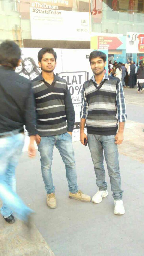 Best handsome  - by Abhay, noida