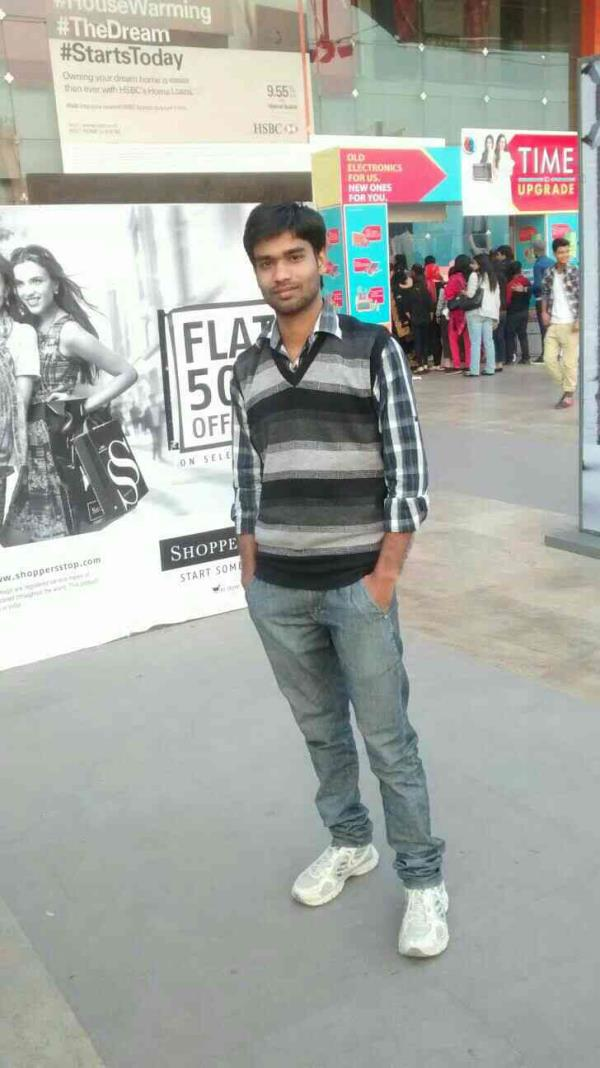 Csjm smart person - by Abhay, noida