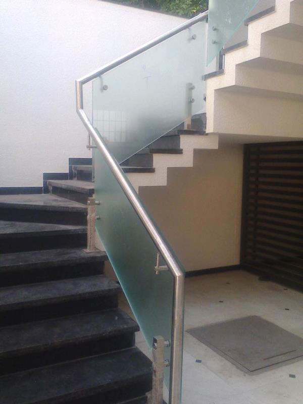 Glass rail - by Classic Steel Product, Rajkot