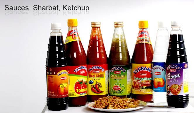 Pickle Manufacturers in udaipur Pickle Retailers udaipur Tomato Ketchup Retailers in udaipur  - by Tiluram and Sons, Udaipur