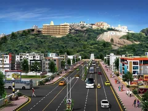 Residential plots available Future smart city of telangana  - by Land Bank , Hyderabad