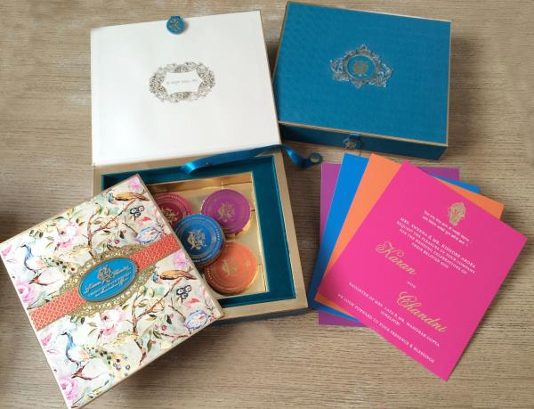 Designer Wedding Cards Available in different themes and concepts. #PremiumWeddingCards. - by Colour Box |  Designer Wedding Card Manufacturers, Delhi