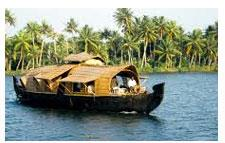 Kerala Backwater Tour From USA - by Indian Journey, New Delhi