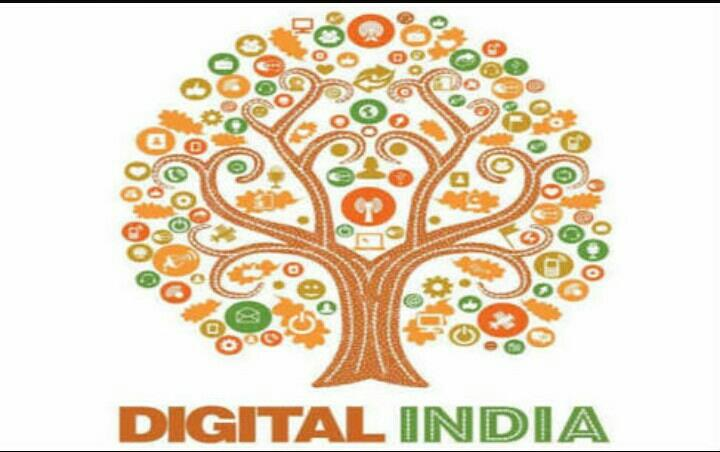 Digital India  Getting your Business on Internet.   Global Business  Global Market  - by Google Xpert, Mysore