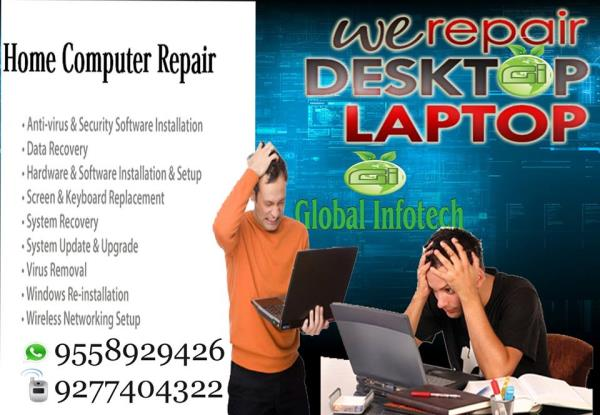 WEL-COME - by Global Infotech, Nadiad