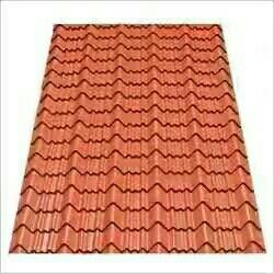 Tile Roofing sheet manufacturer. - by Builtrite Roofing and Structural Company, Chennai