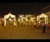 Catering in Jammu   Catering is the business of providing food service at a remote site or a site such as a hotel, public house (pub), or other location.Events range from cheese lunch drop-off to full-service catering. Caterers and their st - by Trived  Event Management, Jammu