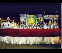Cocktail & Mocktail Parties in Jammu   Mocktails are mock cocktails, or those that do not contain any alcohol.Any drink recipe can be modified by simply leaving the alcohol out, however these recipes are some of the more common mocktails. T - by Trived  Event Management, Jammu
