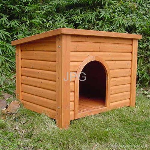 Dog house/Kennel Manufacturer:  Wooden Pet Kennel/House :  Made of 12.00 mmx100.00 mm Hard wood wall panel with 50mmx50mm vertical Post.  With Food Storage & Bowel platform .  Pricing @Rs.32000.00 + Tax + Freight . ( Delhi NCR Free Home Del - by Wooden Home Manufacturer Call us  +91 9891300100 / For More Visit Us: www.woodenhomeindia.com, Delhi