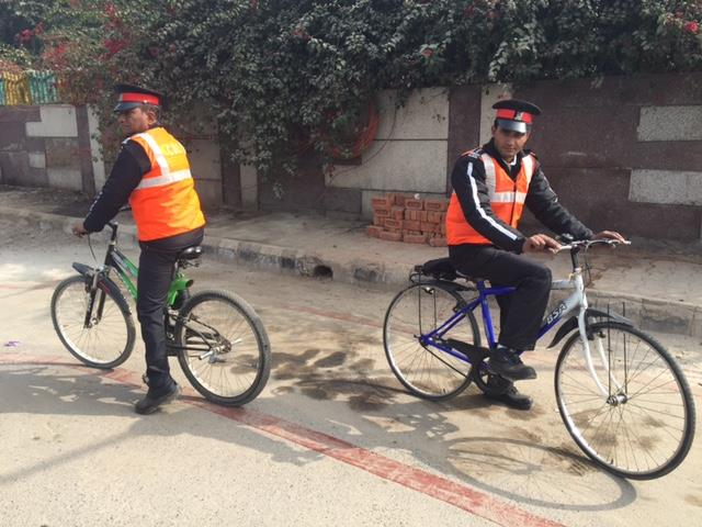 We provide Our Night Patrolling Service on Bikes and Bicycles, so that you stay safer at your home or workplace. We care for your protection because we are The Best Security Guard Services and Personal Security Providers in Delhi NCR and Ra - by Centurion Detectives India Pvt. Ltd., Noida