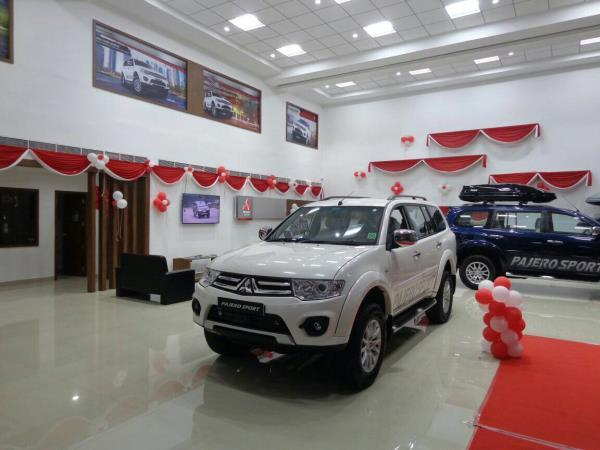 Mitsubishi Pajero dealers in Telangana and Andhra Pradesh, Call us for the latest offers available.  - by Pride Mitsubishi Call 04039594699, Hyderabad