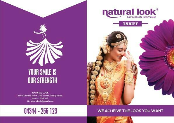 best beauty parlour  - by Natural Look, Nagapattinam