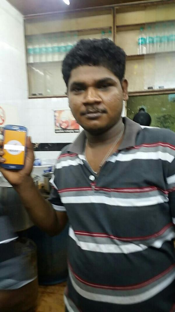 happy to using nowfloats App to boost my shop - by Sri Ram Corner, Chennai