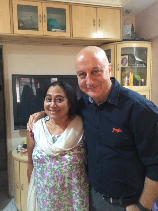 Mangla teacher training celebrities - by Nirmal Iyengar Yoga, Mumbai