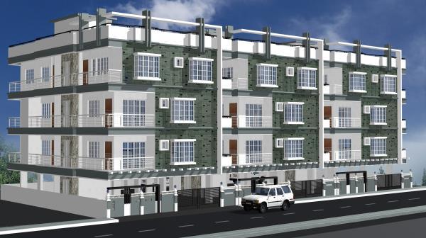Premium Duplex Apartments in Hulimavu, Bannergjhatta Road - by Sipani Developers, Bengaluru