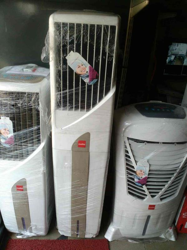 celli air cooler  well air conditioning and a good reputed brand with less price we deal with all types of brands in air coolers and fans and water purifiers. - by Mahaveers , Secunderabad