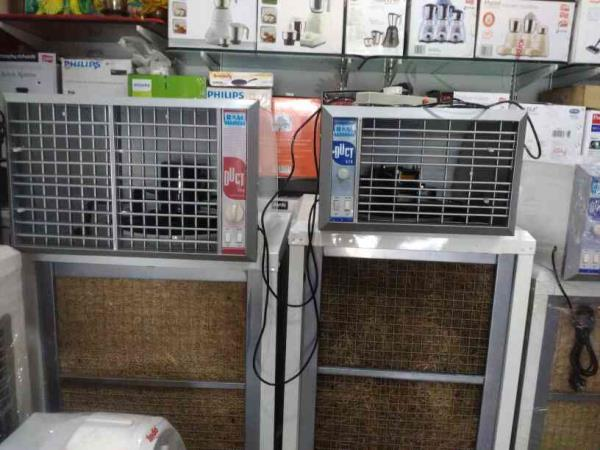 air coolers  Ram coolers with good air conditioning and well fitted and no noise - by Mahaveers , Secunderabad