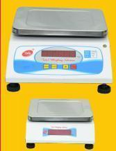 We are the leading Manufacturer of all type of JEWELLERY SCALES in Hyderabad and AP.It is Designed with mechanical attributes that guard against shock and overload to protect the load cell. Colour coded and sealed keypad, a large LCD with c - by Venkateshwara Weighing Scales, Hyderabad