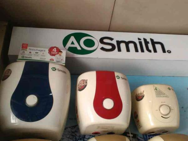 AO Smith Water Heater    available at  Mahaveer's  R P road , sec'bad - by Mahaveers , Secunderabad