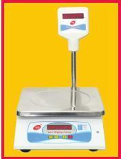 Designed in accordance to the latest trends in the market, Venkateshwara Weighing Scales is offering a qualitative range of Table Top Scale in Hyderabad and AP.This range is extensively used for measuring purpose. At our well equipped produ - by Venkateshwara Weighing Scales, Hyderabad