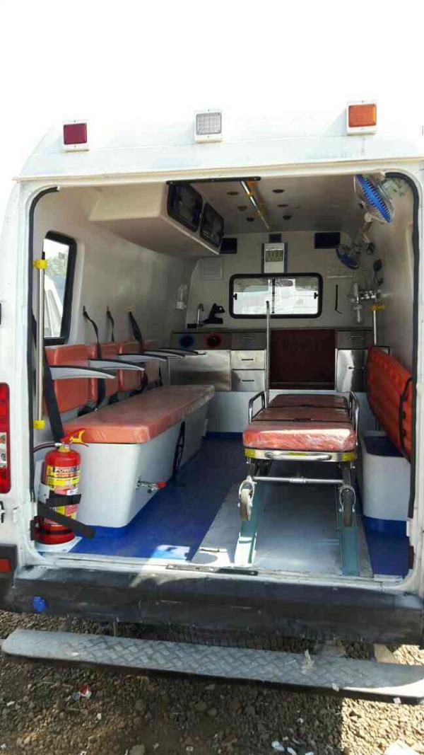 ambulance fabricator - by AJIL FIBRETECH, Pune