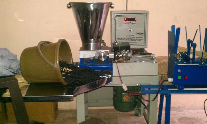 agarbatti making machine manufacturers in rajkot - by Param Agarbatti Works, Rajkot