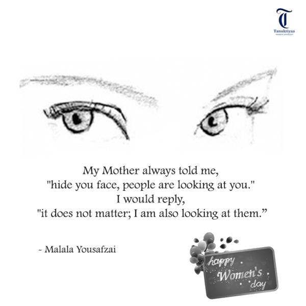Happy Women's Day :-) - by TANUKRIYAA, Bangalore