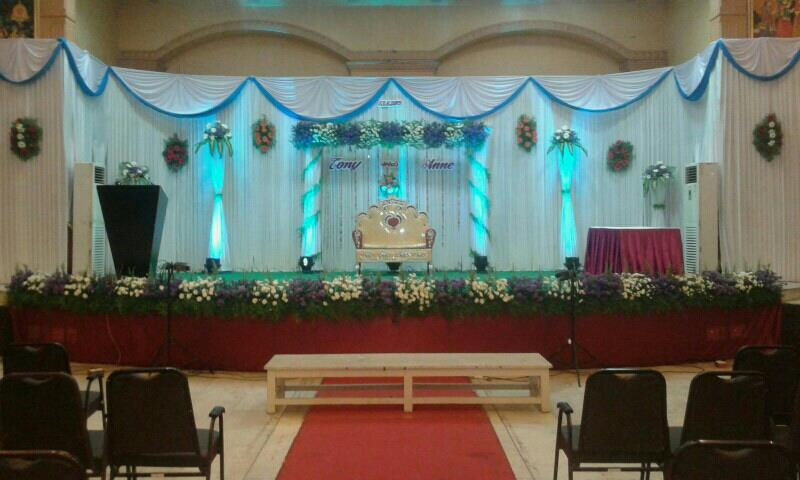 we are the best stage decorator in trichy - by Vee Yes Decorator, Trichy