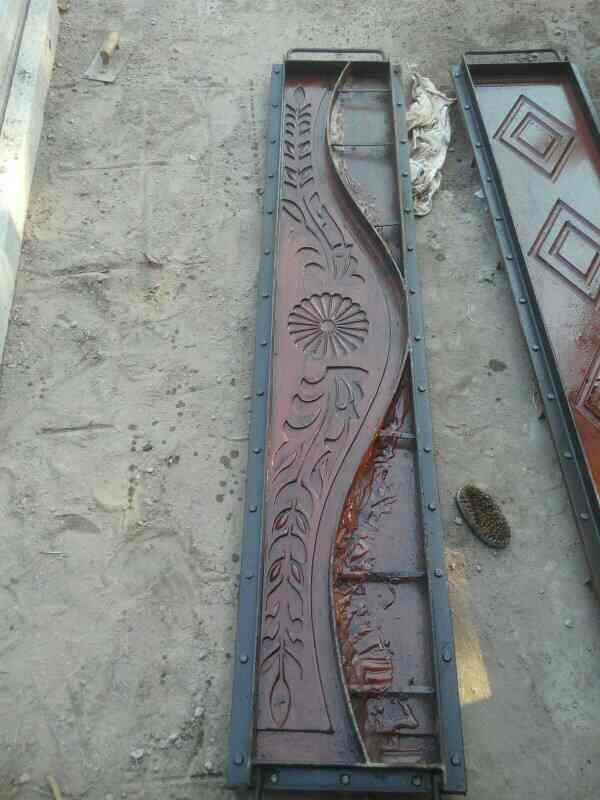 Faiber plate mold Desigen  - by Rahul Fabrication, Gondal