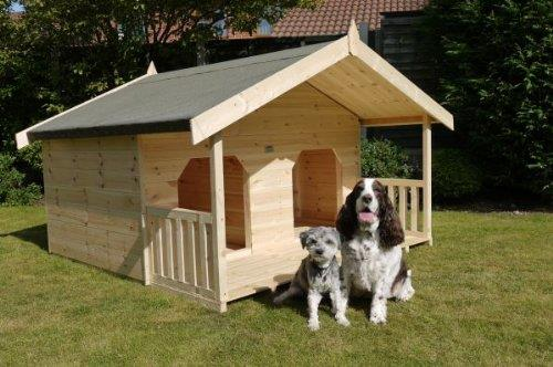 Royal Prefab Manufacture  Wooden Dog house of best quality in hard wood. We supply all size wooden kennel. Our wood are best quality used in manufacturing Home.  - by Wooden Home Manufacturer Call us  +91 9891300100 / For More Visit Us: www.woodenhomeindia.com, Delhi