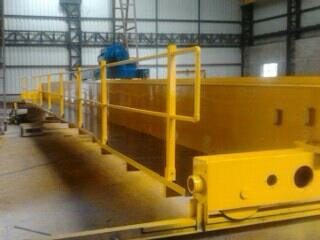 EOT Crane Cap : 1.0 To 25.0T - by Artech Engineers, Ahmedabad