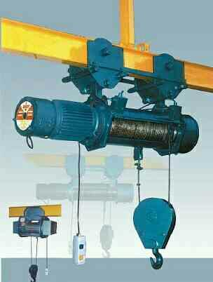 Electric Wire Rope Hoist  Cap : 1.0T To 25.0T - by Artech Engineers, Ahmedabad