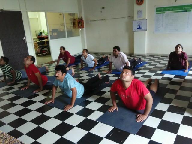 M - by Yoga Classes, Raipur