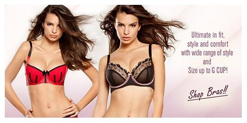Ultimate in fit, style & comfort with wide range of style and size.  Shop Bras at Mayyfair - Best Lingerie Shop in Gurgaon - by Mayyfair +91 9873153450, Gurgaon