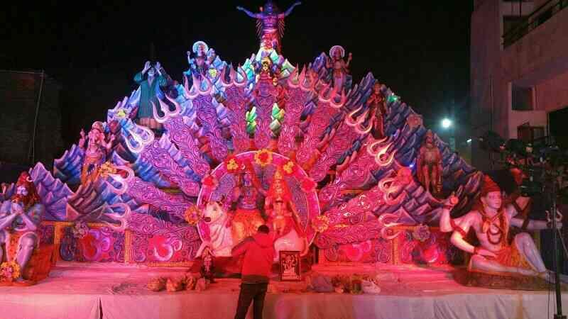 ashok hi ashok and party - by Mata Ka Kirtan, Delhi
