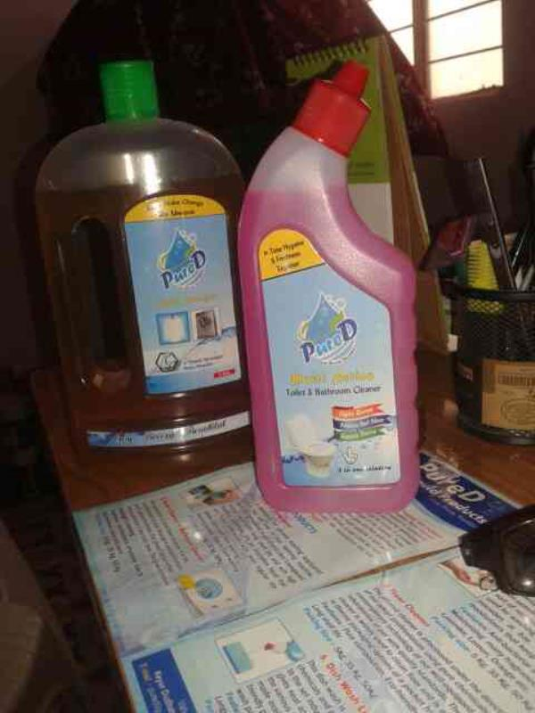 we are manufacture of detergent - by Pured Liquid Products, Ahmedabad