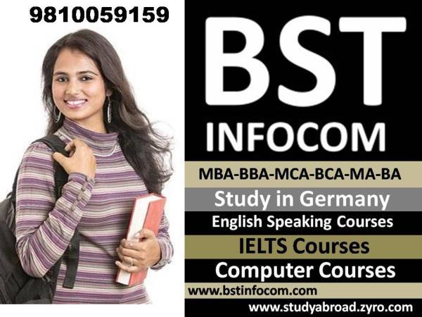 Best MBA In Delhi  Call:9810059159 Visit: www.bstinfocom.com Study Abroad: www.studyabroad.zyro.com - by BST INFOCOM - Call 9810059159, New Delhi