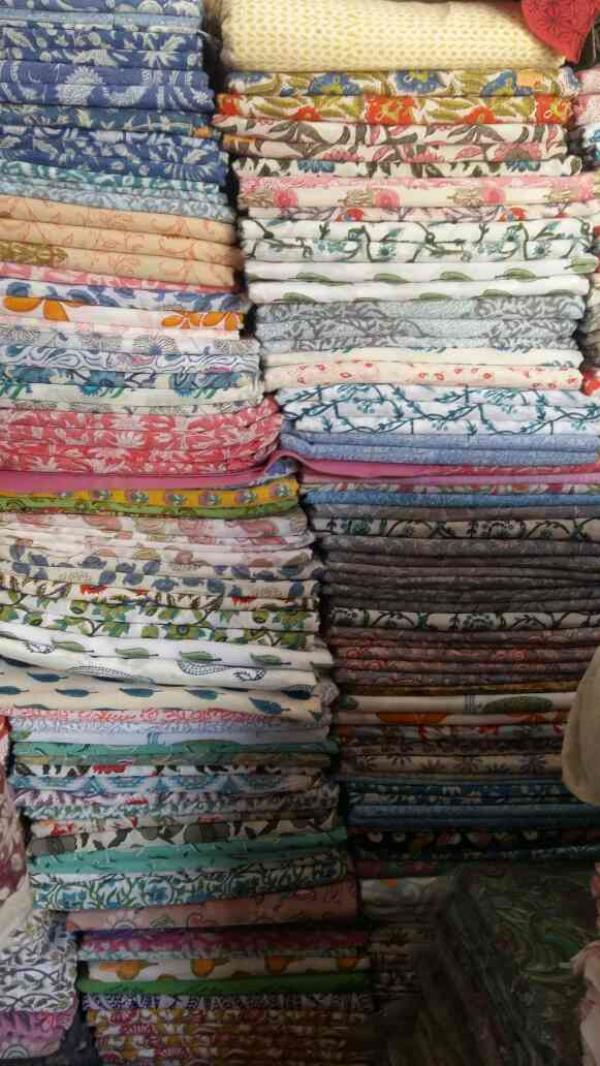 we are dealing into running fabrics in jaipur.we are exporter for all hand made blocks and fabrics. - by Monarch Enterprises, Jaipur