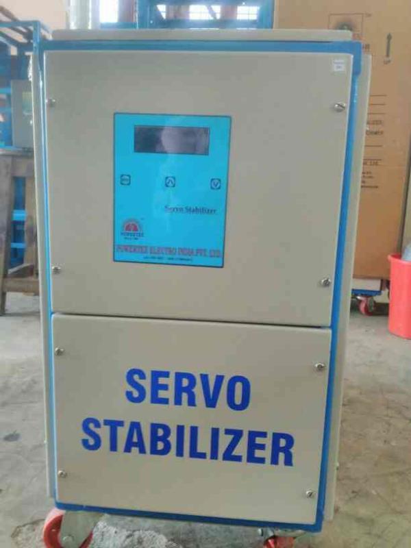 servo stabilizer manufacturers in Hyderabad. - by Powertex Electro, Hyderabad
