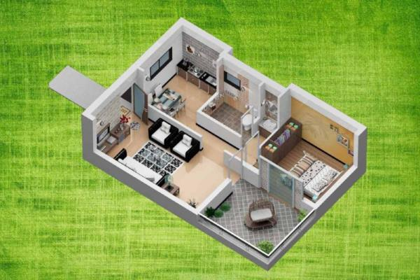 Luxurious Flats in Igatpuri - by Ozone Ecoregions Pvt Ltd, Nashik
