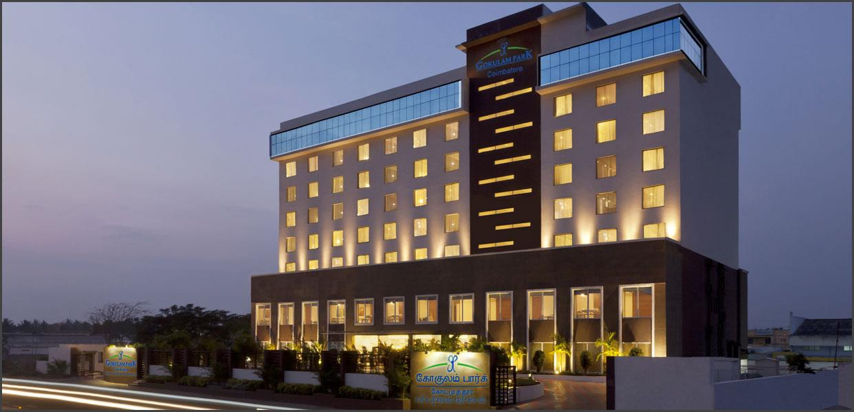 Conference Hall Hotel In Coimbatore Swimming Pool Roof Top Paradise Hotel In Coimbatore Gym And Spa Facility Hotel In Coimbatore - by Gokulam Park Coimbatore, Coimbatore