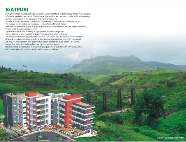 Luxurious Flats near Nashik - by Ozone Ecoregions Pvt Ltd, Nashik