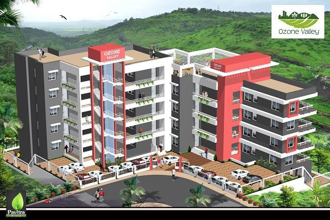 2 BHK residential Apartments in Igatpuri - by Ozone Ecoregions Pvt Ltd, Nashik