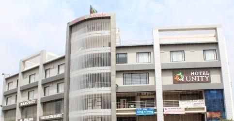 www.hotelunity.in - by Hotel Unity, Ahmedabad