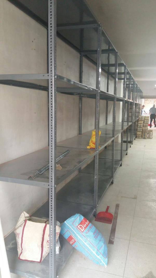 MANUFACTURER of POWDER COATED RACKS in Kolkata. We are the MANUFACTURER and SUPPLIER of POWDER COATED RACKS. Our offered racks are used in industry warehouses to keep raw materials - by Shivangana Steels, Kolkata